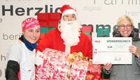 NKD-Nikolauslauf: 2.000 Euro für den guten Zweck