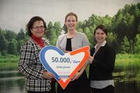 Sparda-Bank München engagiert sich mit Registrierungsaktion aktiv gegen Blutkrebs