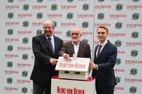 Heinz von Heiden verlängert als Hauptsponsor von Hannover 96