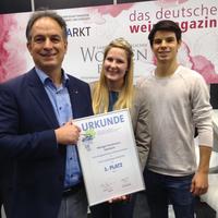 Pfälzer Weingut Anselmann gewinnt Schwarzriesling-Preis
