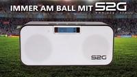 Sound2Go goes TV... ..mit den mobilen Sound2Go-Lautsprechern immer am Ball bleiben !