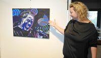 Change - Alexandra Stegh zeigt Ihre Werke im Rathaus Wesseling noch bis März 2017