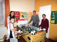 IBsolution spendet 600,-€ an Südstadtkids Heilbronn
