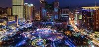 Weihnachten und Neujahr in Taiwan erleben
