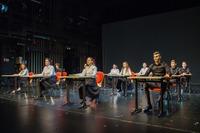 Tanzstück hörgeschädigter Schüler begeistert Publikum: Hörregion Hannover erlebt Uraufführung von Die getanzte Schulstunde