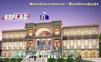 Hotelimmobilien als Kapitalanlage / Investment - ASPI AG