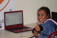 Ein Riesenschritt ins Leben - cbs gibt Jugendlichen in Brasilien eine Zukunft
