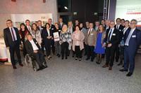 """Preisverleihung """"Attraktiver Arbeitgeber Rheinland-Pfalz"""" in Mainz"""