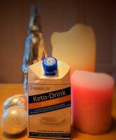 Ernährung bei Krebs leichtgemacht, neue patentierte Formel für Keto-Drink BANANE