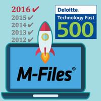 M-Files gehört zu Europas Fast 500