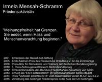Offener Brief an die Bundeskanzlerin Dr. Angela Merkel