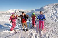 Weiße Weihnacht im Pillerseetal: Lifte laufen, Loipen gespurt