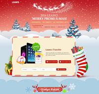 Leawo Merry Promi-X-Mas: 3 Giveaways, 70% Rabatt