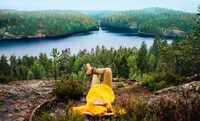 showimage Nordisches Soft-Abenteuer: Wandern, Rad- und Kajakfahren plus Relaxen