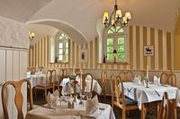 "Das Hotelrestaurant ""Le Goullon"" im Wellnesshotel Dorotheenhof"