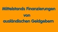 Finanzierung des Mittelstandes ohne Bankkredit