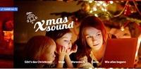 xmassound.net: Bereits tausende Downloads vom Weihnachtsmann- und Christkindsound