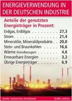 Klimaschutzplan fordert Industrie-Beteiligung