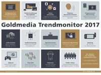 Goldmedia Trendmonitor 2017 veröffentlicht