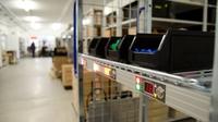 Kommissionierung leicht gemacht: Pick-by/to-Light sorgt für reibungslose, beleglose Abläufe