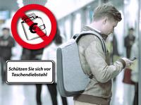 ACHTUNG Taschendiebe!