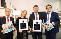 FOX AWARDS 2016: Stadtwerke-Kundenmagazin von _NEUBLCK erhält zwei Auszeichnungen