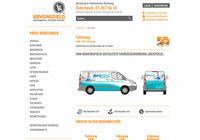 Kensingfield Werbeagentur: Fahrzeugwerbung zum Festpreis