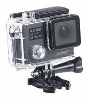 4K-Action-Cam für UHD-Videos mit 2 Displays, 16-MP-Sony-Sensor und IP68
