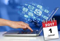 E-Mail-Archivierung - ab dem 01.01.2017 für Unternehmen gesetzlich vorgeschrieben