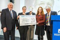 Initiative Demenz Partner der Deutschen Alzheimer Gesellschaft mit dem Rudi Assauer Preis 2016 ausgezeichnet
