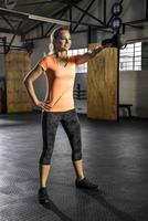 Fitness-Coach Mareike Spaleck trainiert in ENERGETICS