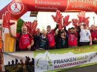 Anmeldestart für den 6. Frankenwald-Wandermarathon 2017