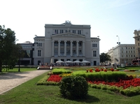 Opernreise nach Riga