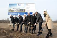 Lübecker Unternehmen SLM Solutions stellt Weichen für die Zukunft