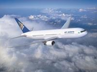 Air Astana baut Flüge nach Westchina weiter aus