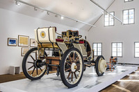 Museum im Geburtshaus von Porsche