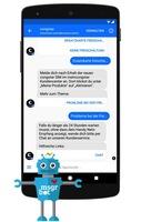 DSaF realisiert ersten Servicebot für Facebook Messenger