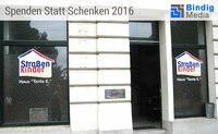 Bindig Media GmbH unterstützt Straßenkinder e.V. in Leipzig