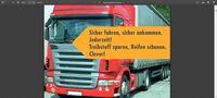 LKW fahren 2017 sicher mit Gewinn