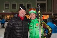 Albromet sponsert Profi-Biathleten Matthias Bischl