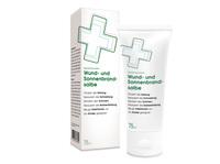 Wund- und Sonnenbrandsalbe: Schnelle Hilfe für die Haut