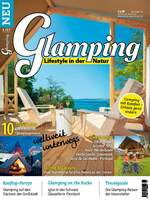 """Glamping - Lifestyle in der Natur"""