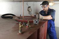 Öltank-Reinigung erfordert Fachkenntnisse