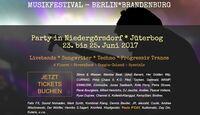 Großes Musikfestival in Niedergörsdorf bei Jüterbog