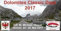 3rd Dolomites Classic Days - 2017