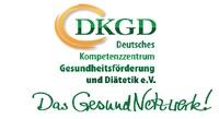 Neues Logo und neuer Claim für das Deutsche Kompetenzzentrum Gesundheitsförderung und Diätetik
