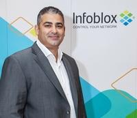 Cherif Sleiman wird Vice President EMEA Operations bei Infoblox
