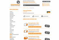 Neu bei Kensingfield: Fahrzeugwerbung Omnibus ab 59 Euro