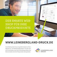 Leinebergland Druck, der kompetente Partner für professionelle Werbebotschaften.