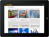 From Ideas to Business Success - Innovation Management with Mydea